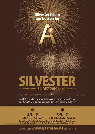 Silvester im A2