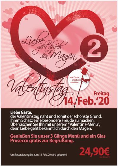 A2 Valentinstag